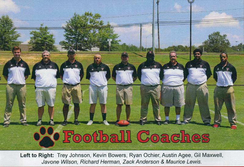 2016 Bulldogs Coaches