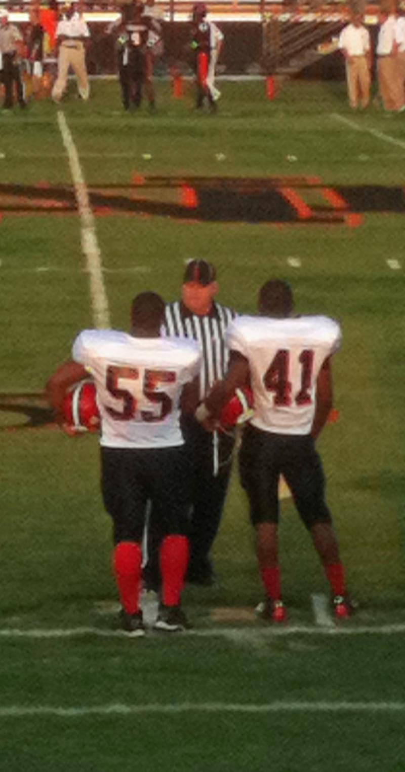Captains @ North Davidson 2011